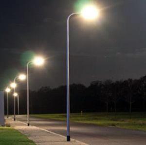 Licht Donker Sensor : Led straatlamp w k licht donker sensor